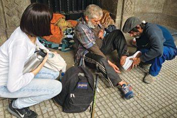 argentina homeless help